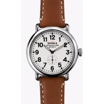 Shinola The Runwell Quartz Stainless Steel 41mm Watch