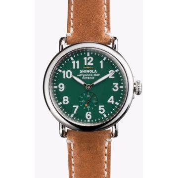 Shinola The Runwell Quartz Stainless Steel 41mm Watch