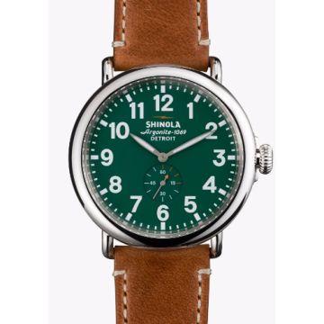 Shinola The Runwell Quartz Stainless Steel 47mm Men's Watch