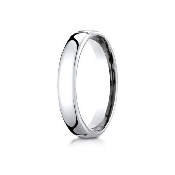 Benchmark Palladium Wedding Band