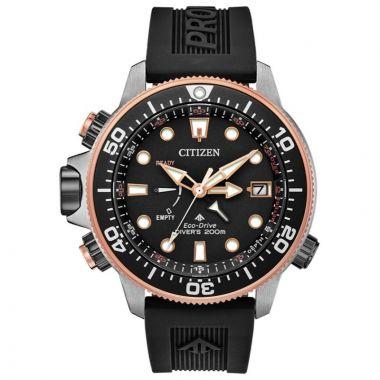 Citizen Eco-Drive Promaster Aqualand Polyurethane Men's Diving Watch