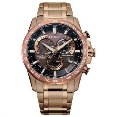 Citizen Eco-Drive PCAT Stainless Steel Men's Watch