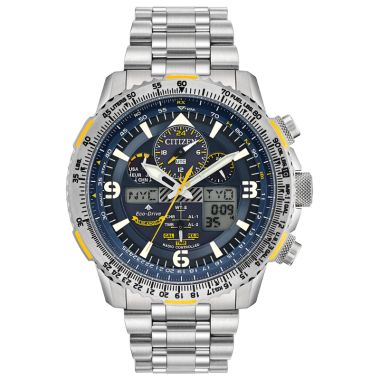 Citizen Eco-Drive Promaster Skyhawk Automatic Super Titanium Men's Watch
