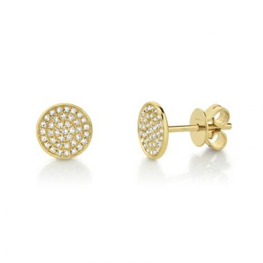 Shy Creation Stud Earrings