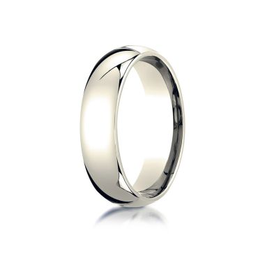 Benchmark 10k Yellow Gold Wedding Band